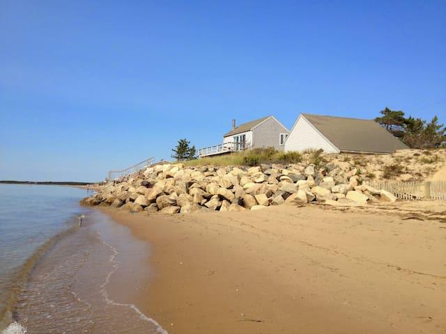 Classic Beachfront Home - Eastham - House