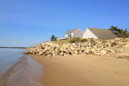 Classic Beachfront Home - Eastham