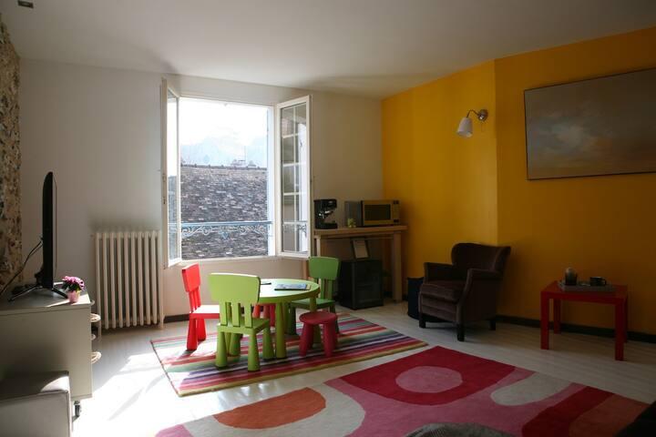 Appartement Guy le Rouge - Rochefort-en-Yvelines - Bed & Breakfast