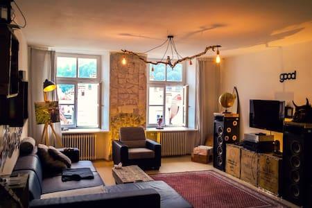Gemütliches Zimmer in Landshuter Altstadtwohnung - Landshut