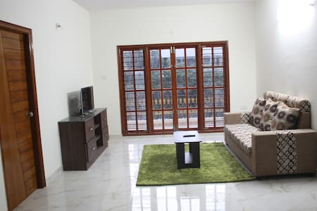 A Cozy 2BHK Fully Furnished Apartment Whitefield - Bangalore