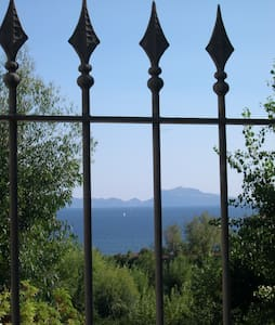 POSILLIPO IN VILLA WITH VIEW GARDEN - 那不勒斯 - 公寓