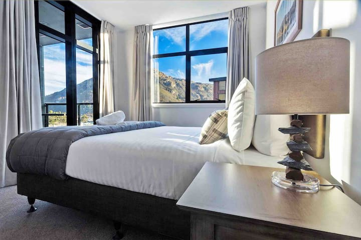 Newly Mountain View Apartment -Remarkables Garden