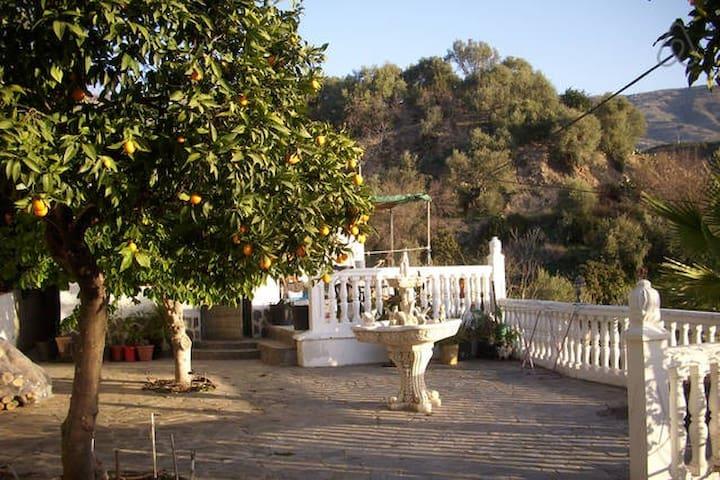 Casita Naranja - Órgiva - Rumah