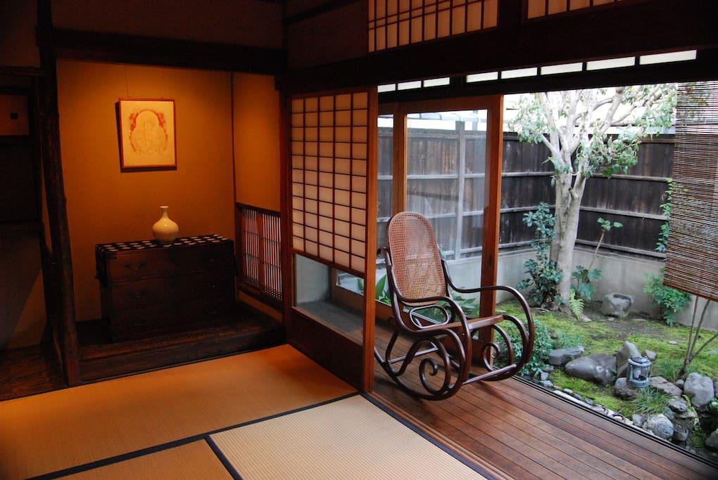 Japanese Room / 和室
