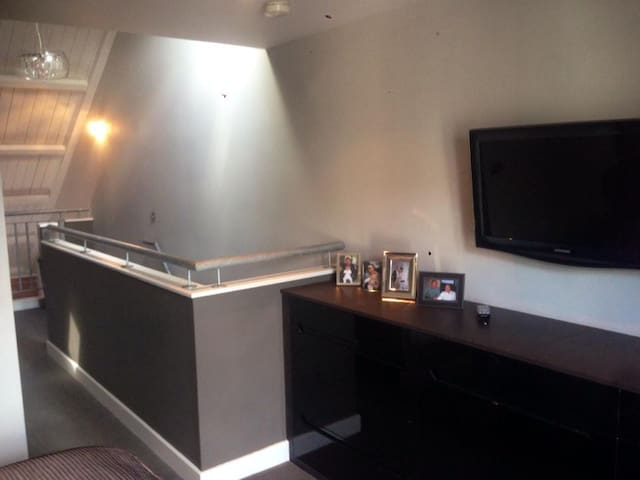 Fantastic 1 bed duplex penthouse  - Newcastle upon Tyne - Huoneisto