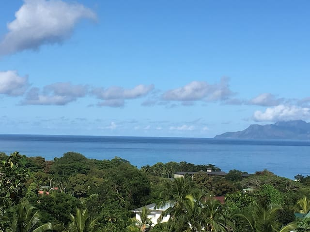 Donna Mia, Beau Vallon, Mahe Seychelles - Beau Vallon - Hus