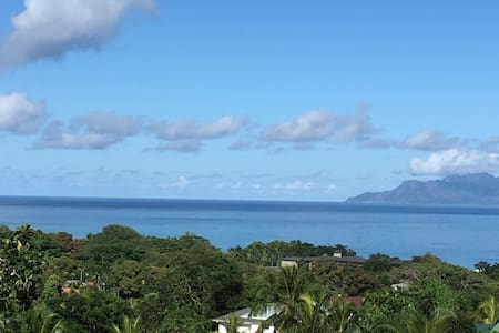 Donna Mia, Beau Vallon, Mahe Seychelles - Beau Vallon - Casa