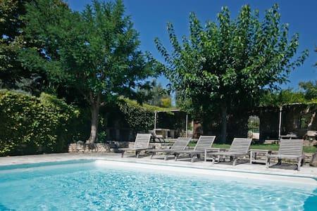 Le Vieil Amandier: 111622 - Gordes - 別荘
