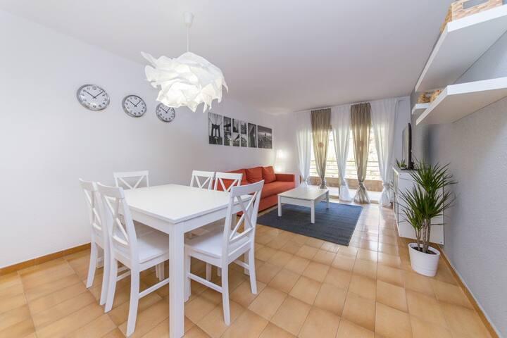 SunAndBed Tropical - Salou - Lägenhet