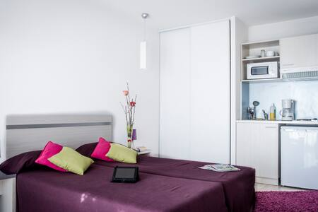 Studio calme au coeur du centre ville - Lourdes - Lejlighedskompleks