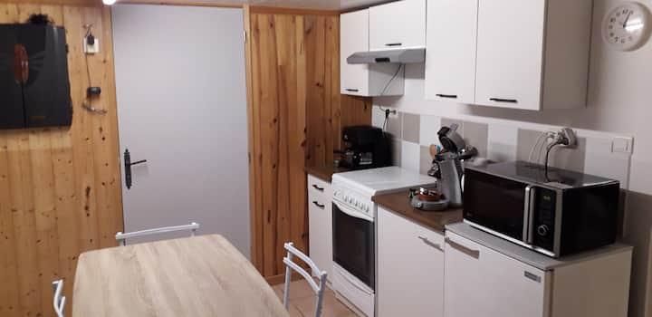 Appartement de 47 m2 avec parking et clim