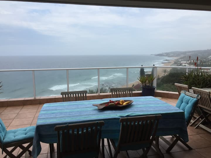The Lighthouse KZN...... what a sea view....WOW!!!