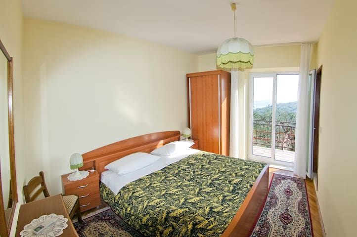 GH Moretic - Double Room with Garden View - Orašac - อื่น ๆ