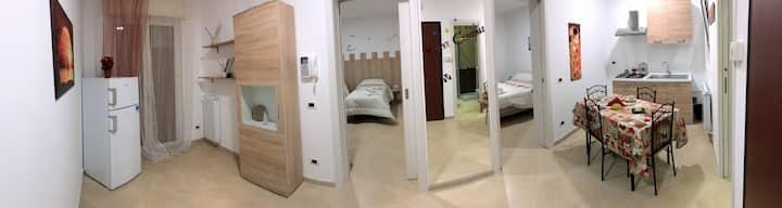 La Dolce Notte , Appartamento primo piano