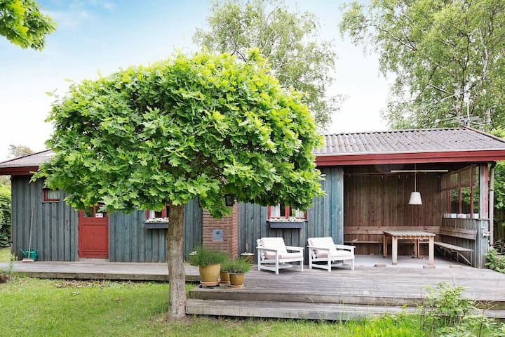 4 person holiday home in Slagelse