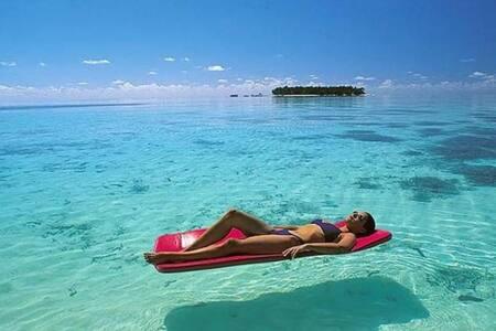 Budget Travel Maldives - Hulhumale
