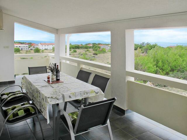 Apartment Haus Mira for 5 persons