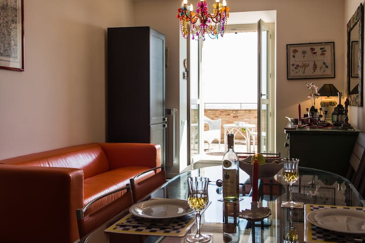 delizioso appartamento in centro - Osimo - Apartament