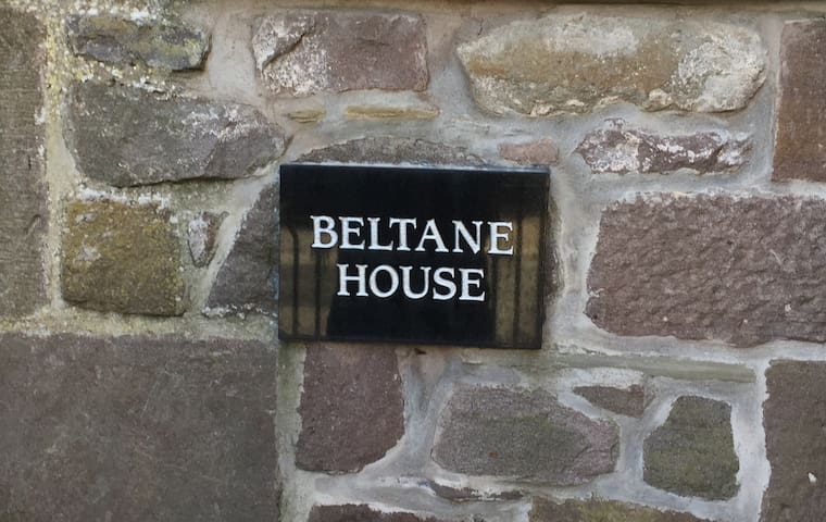Beltane House in quaint  scenic fishing village