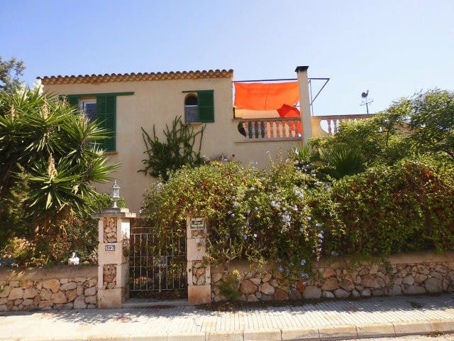 Sonnige Ferienwohnung TerrasseTraumstrand Es Trenc - Sa Ràpita - Appartement en résidence