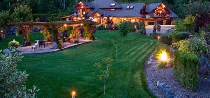 Corvus Lodge-Beautiful Rural Luxury Accommodation