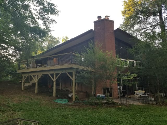 Mid-Century Modern Historic Designation Home