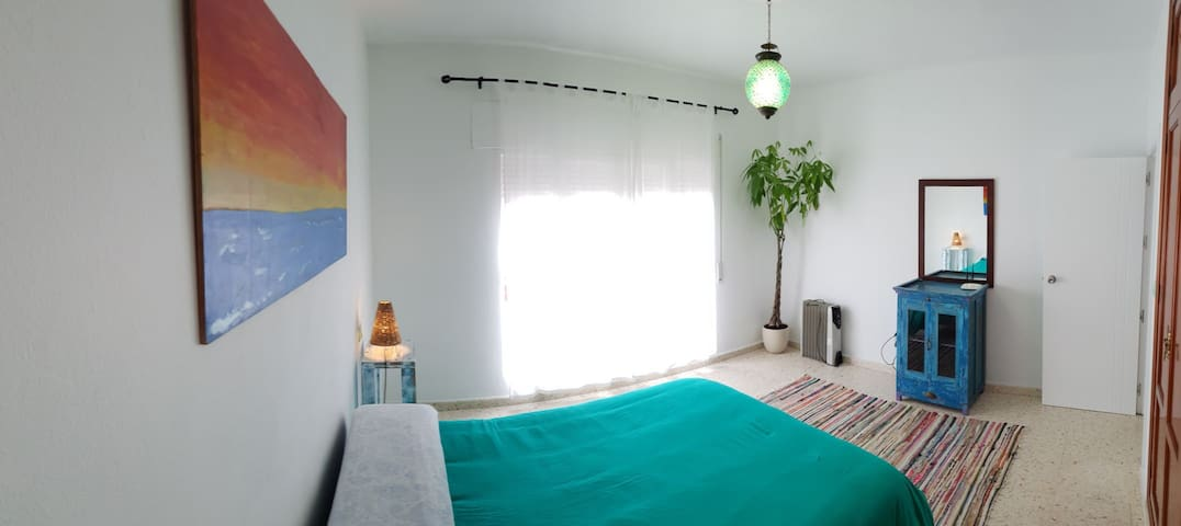 Ecosurf room double bed