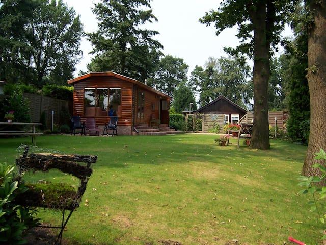 Vakantie in Nederland op de Veluwe - Voorthuizen - Chalet