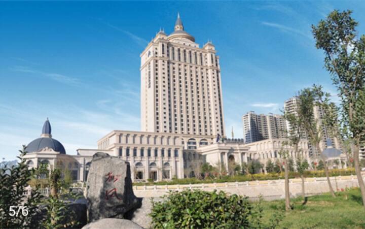 河北沧州市阿尔卡迪亚国际酒店高级大床房/高级双床房(含双早)
