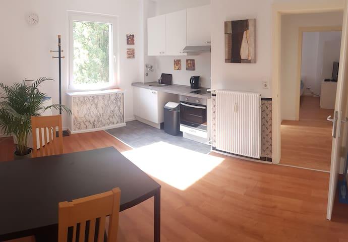 Ruhiges Apartment Linden Süd/Quiet apartment