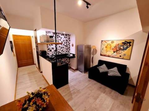 Charming and cozy apartment in the heart of Lapa.