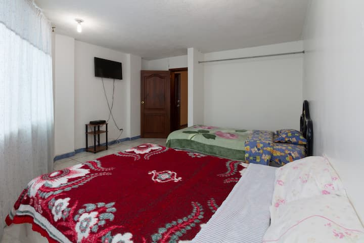 Double Room at Guapulo Inti