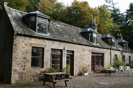 Cosy traditonal cottage at Auchinroath House - Rothes - Other