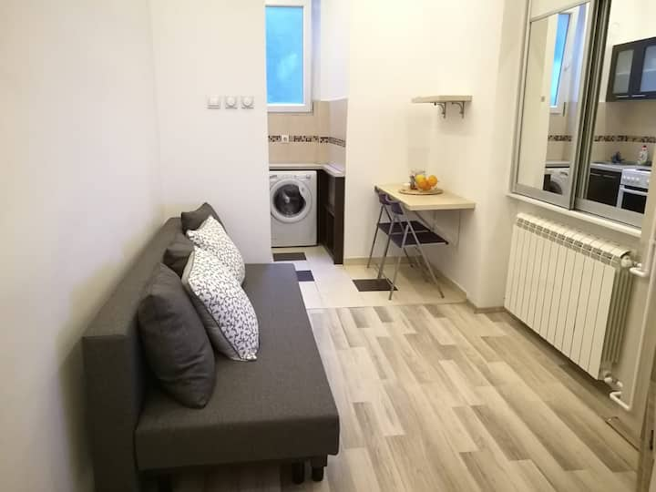Apartment in the center of Belgrade