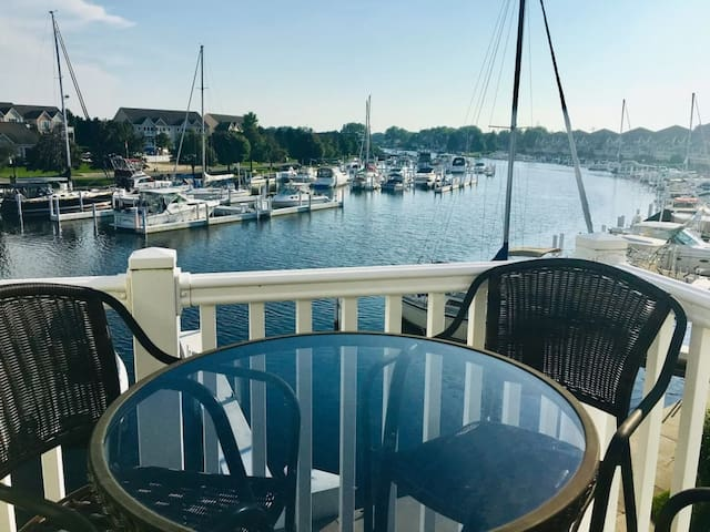 NEW Completely Renovated Waterfront Condo