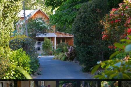 Macrocarpa Cottage - Dunedin