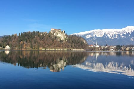Apartment ALESO near Lake Bled - Bled - Apartmen