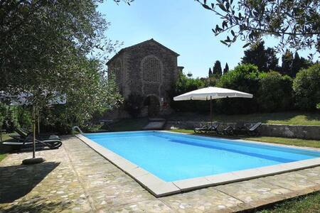 La douceur de vivre en Toscane - Montegemoli - Apartment