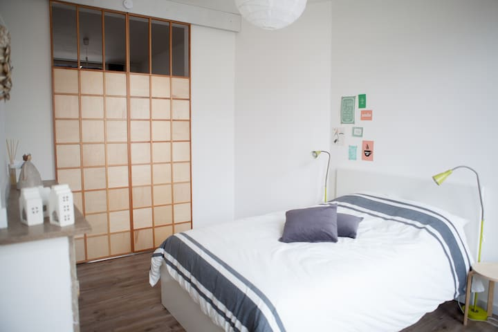Bed & Breakfast 95 - Antwerpen - Apartment