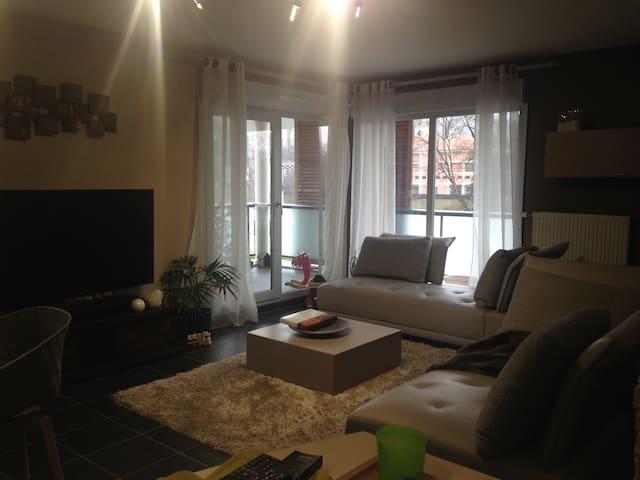 Appartement T4, 100 m2 - Besançon - อพาร์ทเมนท์