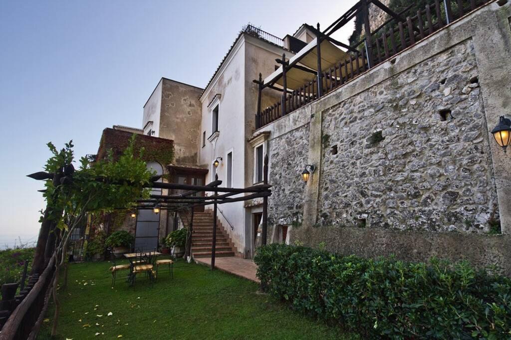 pullman salerno acerno villas - photo#3
