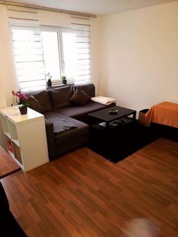 Großzügige Wohnung 70 qm in Regensburg Nähe Uni