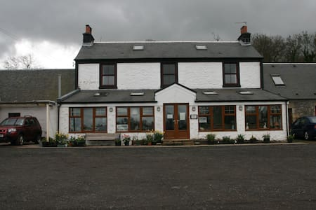 Farmhouse B&B Rooms Only 10mins Glasgow Airport - Renfrewshire