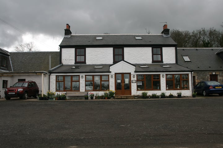 Farmhouse B&B Rooms Only 10mins Glasgow Airport