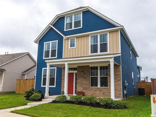 Brand New Safe, Elegant, and High Quality Home 2 - San Marcos - Leilighet