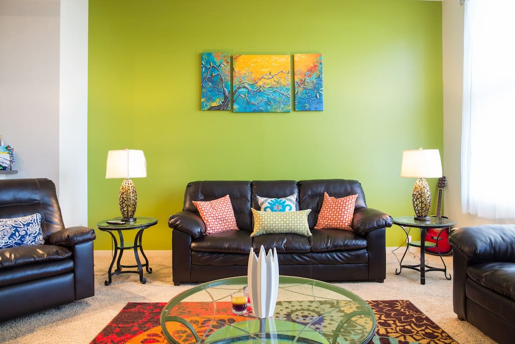 3 Bed 2 Bath Downtown Apartment Apartments For Rent In