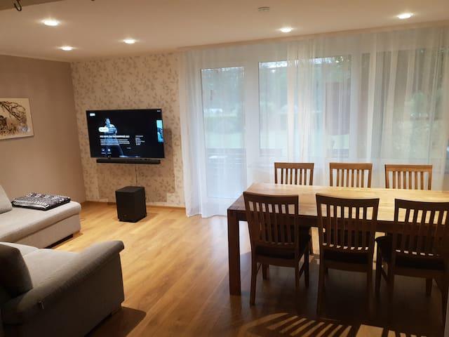 Three bedroom apartment near Viljandi