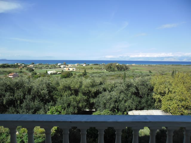 Almiros view