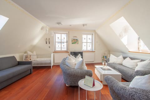 Stilvolle Wohnung in ruhiger Lage
